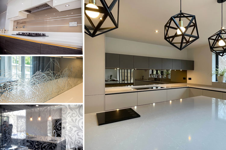 Mirrored Splashbacks